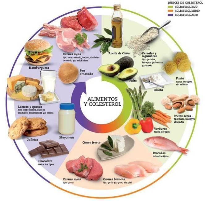 nivel colesterol