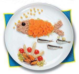 pescado-niños