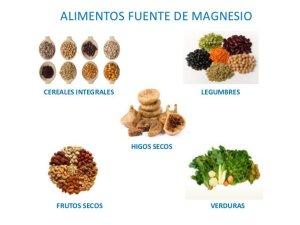 magnesio-fuentes
